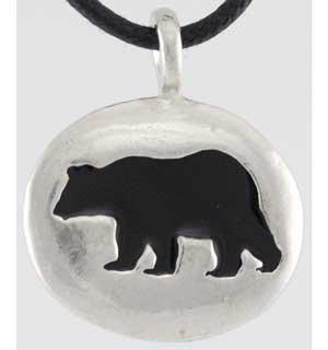 Bear Totem Amulet