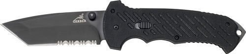 Gerber 06 FAST Knife, Serrated Edge, Tanto [30-000118]