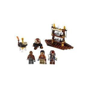 LEGO The Captain's Cabin 4191 Amazon.com