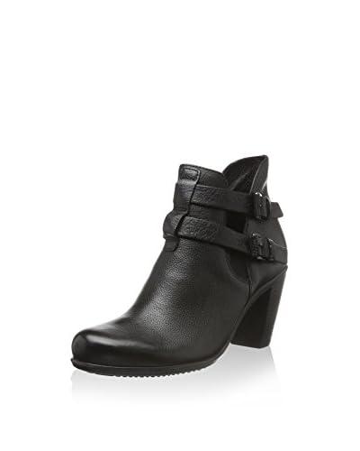 Ecco Stiefelette Touch schwarz