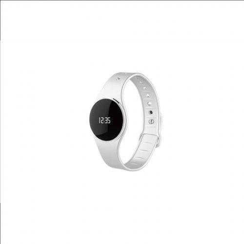 ZECIRCLE WHITE MyKronoz Smartwatch ZeCircle White OLED display 3-axis
