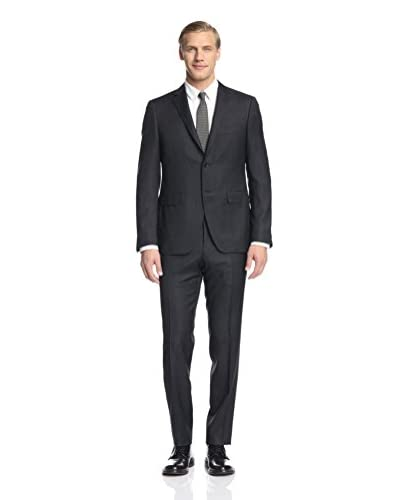 Canali Men's Striped Two Button Suit