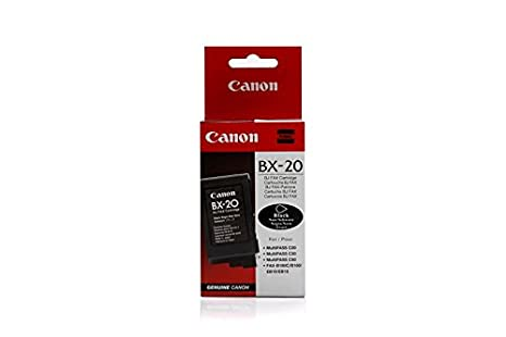 Canon Fax B 210 C - Original Canon 0896A002 / BX-20 - Cartouche d'encre Noir -