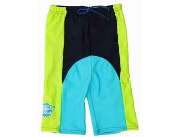 Splash About Cycle Style Swim Shorts: Sporty/3 Colours, 1-2 Years front-873213