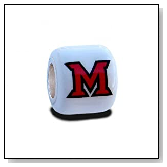 Miami University Bead Charm