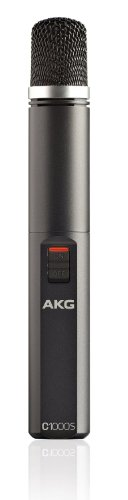 Akg Pro Audio C1000S Condenser Microphone, Multipattern