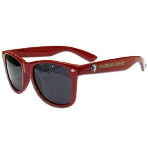 Florida State Seminoles Sunglasses - Wayfarer by Hall of Fame Memorabilia
