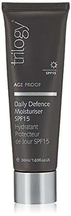 trilogy SPF15 Daily Defence Moisturiser 50 ml
