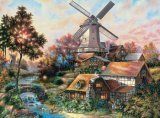 Lights of Home 550 Piece Puzzle