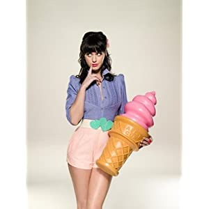 Katy Perry 11X17 Poster Photo Banner - Hot! #24