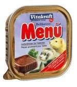 VITAKRAFT Delikatess-Menü - 100 g