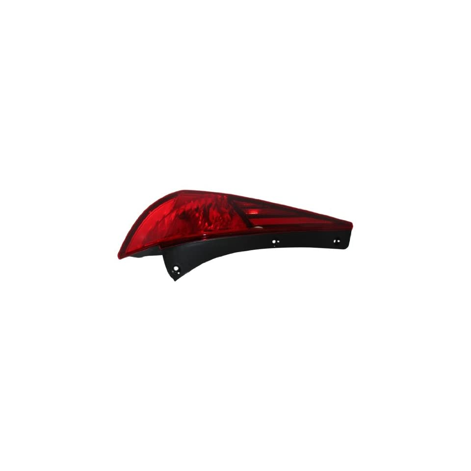 Genuine Nissan Parts 26555 CD026 Nissan 350Z Driver Side Replacement Tail Light Assembly