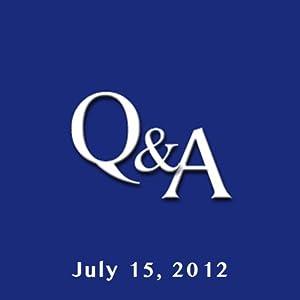 C-SPAN Q & A: Antony Beevor | [Brian Lamb]