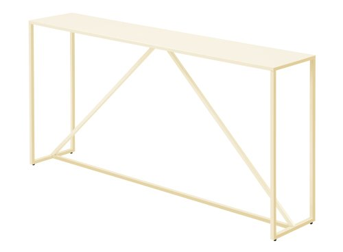 Cheap Strut Console Table in Ivory by Blu Dot (B0076ZSIKQ)