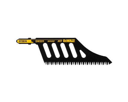 DEWALT DW3311 Flush Cut Jig Saw Blade
