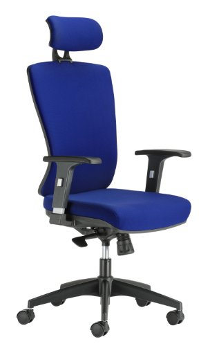 Chairs For Offices 133006BK High Back Reclining Office