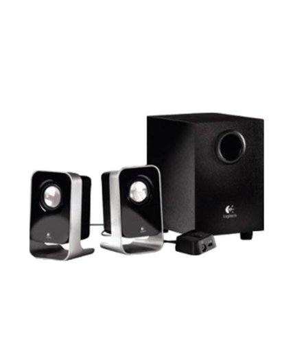 Logitech LS21 2.1 Subwoofer Stereo Speaker at Rs 999 - Amazon Deal