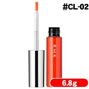 アールエムケー グロス リップス N CLー02 クリアオレンジ 6.8g