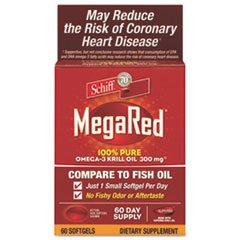 Omega-3 Krill Oil Softgel, 60 Count