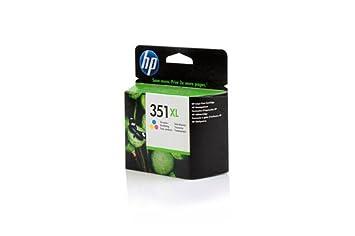 Encre d'origine hP photoSmart c 5280/cB338EE encre cMY pour env. 580 feuilles - 1 pièce