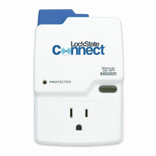 Lockstate Ls-P50 Wifi Power Plug