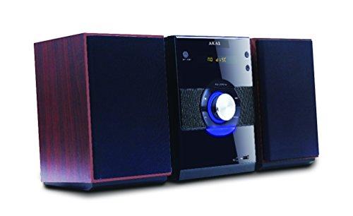 AKAI AMD-315 Micro Impianto Stereo HiFi, HDMI, DVD
