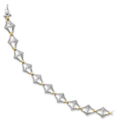 Sterling Silver Bracelet of Faith Sentimental Expressions Bracelet