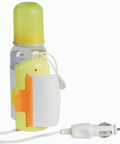 Babymoov - 212500 - Chauffe-Biberon Voiture - Jaune/orange