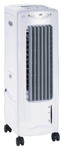 SF-610: Evaporative Air Cooler with Ionizer