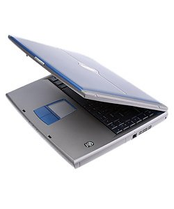 BLUE DELL INSPIRON 5100 INTEL PENTIUM 4 2400MHZ 512MB 40GB CDRW/DVD USB XP WIRELESS 15