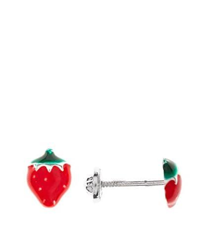 Jwh Heritage Córdoba Pendientes Strawberry