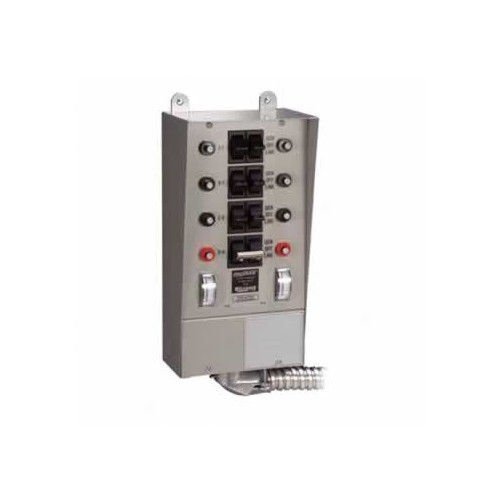 Generator Wattage Meter : New business industrial portable transfer switch w