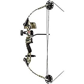 PSE® Nova? SU Compound Bow Ready - to - Shoot Package Right Hand, 70#, 29