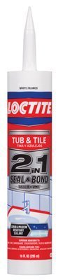 henkel-loctite-1936461-12-pack-10-oz-2-in-1-seal-and-bond-tub-and-tile-sealant-almond-by-loctite