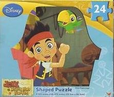 Jake and the Neverland Pirates 24 Piece Puzzle (1 Out of 2 Assorted Designs) - 1