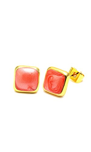 chic-net-brass-studs-textura-cuadrado-6-mm-oro-esmalte-sin-niquel-laton-multicolour