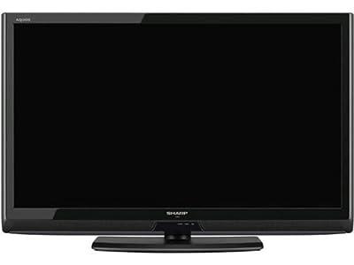 SHARP LEDAQUOS 40型 地上・BS・110度CSデジタルフルハイビジョン液晶テレビ LC-40V5-B ブラック系