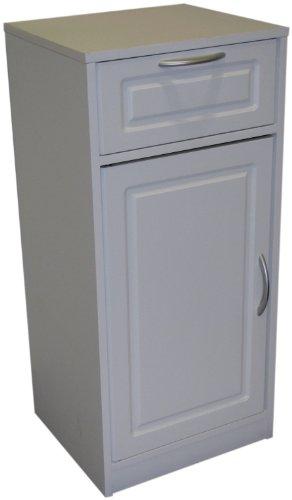 4D Concepts Bathroom 1 Door/1 Drawer Base Cabinet