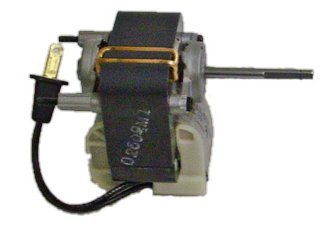 Broan 509 Replacement Vent Fan Motor # 99080180, 1.5 Amps, 3000 Rpm, 120 Volts