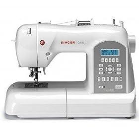 Macchine da cucire macchina per cucire singer curvy 8770 for Prezzi macchine singer