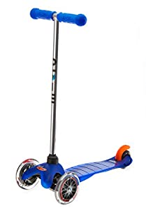 Micro Mini Kick Scooter, Blue