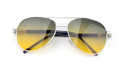 aviator mens glasses  mens womens day & night
