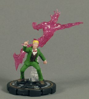 HeroClix: Johnny Thunder # 213 (Limited Edition) - DC Origins