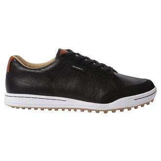 Ashworth Cardiff Spikeless Golf Shoes (8 UK, Black)