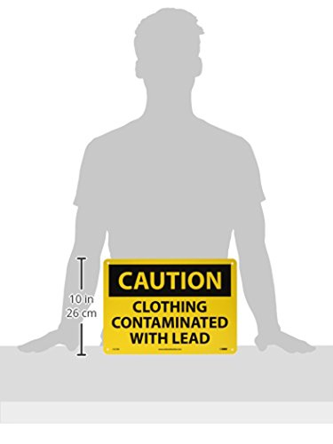 how to clean lead contaminated clothing