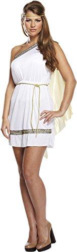 Fancy Pants Party Store U37158 - Costume da dea greco-romana antica da donna