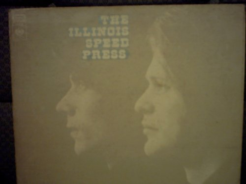 ILLINOIS SPEED PRESS - the illinois speed press LP - LP
