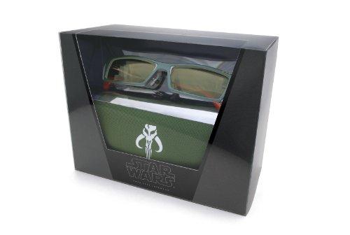 Boba Fett STAR WARS EYEWEAR (スター・ウォーズ アイウェア ボバ・フェット)眼鏡/サングラス made in Japan (ブラウンレンズ)