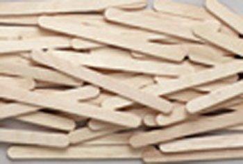 Craft Sticks 1000 Pcs Natural Economy Gr -- Case of 5