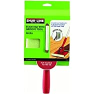 Shur Line 1791257 Deck Stain Applicator With Groove Tool